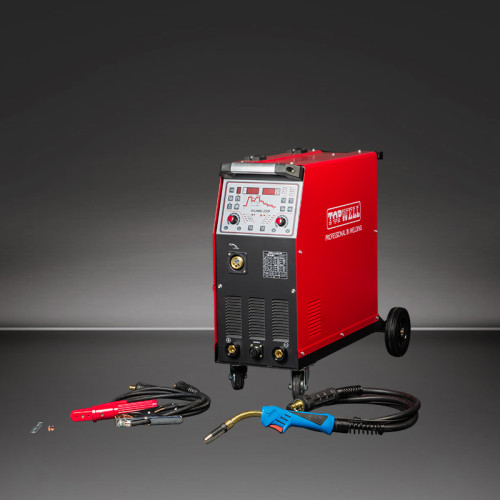 铝双脉冲mig igbt 250 mma焊机ALUMIG-250P