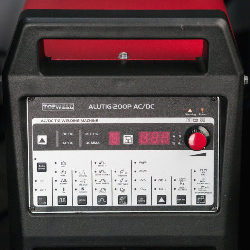 Soudeuse d'aluminium TIG AC / DC ALUTIG-200P