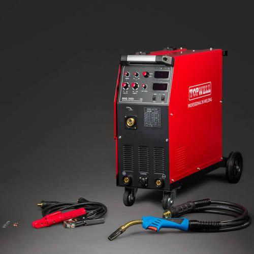 300amps migマグ溶接機工業用3相MIG-300i