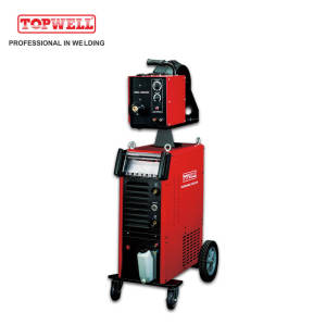 TOPWELL 500aミグマグ溶接機MIG-500HDパルス