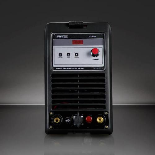 1相移動式IGBTプラズマカッターCUT-40Di