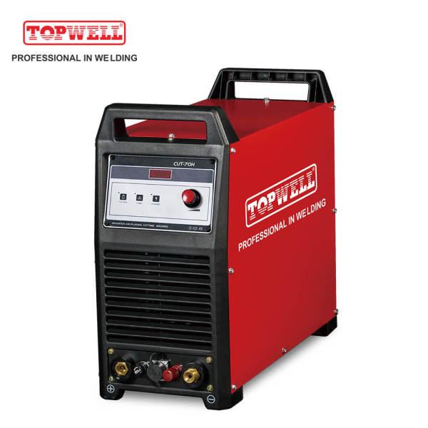 TOPWELL金属プラズマカッターカット-70非HF CNC