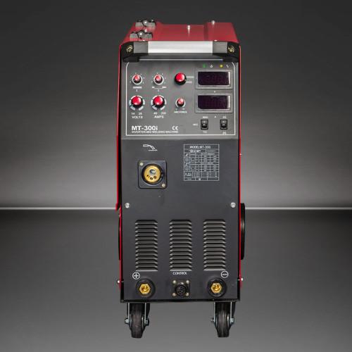 4-Walzen Drahtvorschubgerät MIG MAG TIG Schweißgerät MT-300i