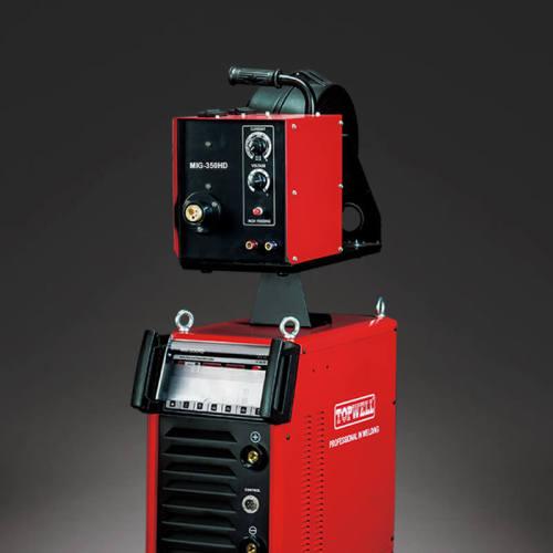 350 impulsion mig équipement soudeur MIG-350HD impulsion