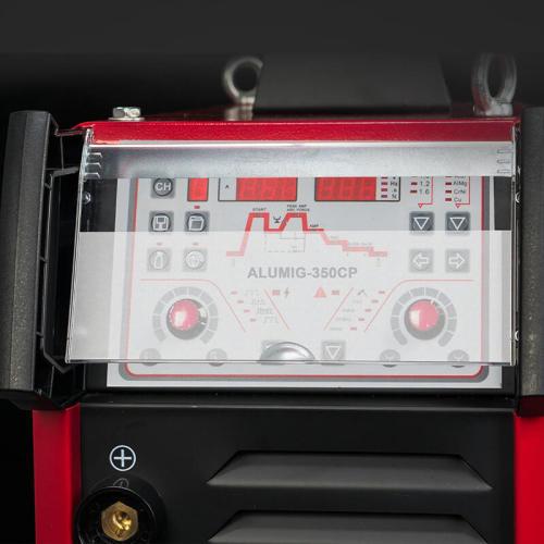 Hochleistungs-350amp Doppelimpuls mig ALUMIG-350CP
