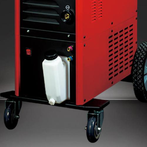 Doppelpuls-Aluminium-Kupfer-MIG-Schweißgerät ALUMIG-500CP