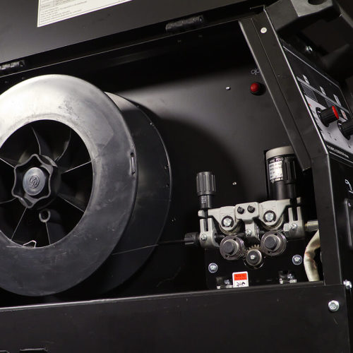 Kompakte Schweißmaschine mig Doppelimpuls PROMIG-250SYN PULSE