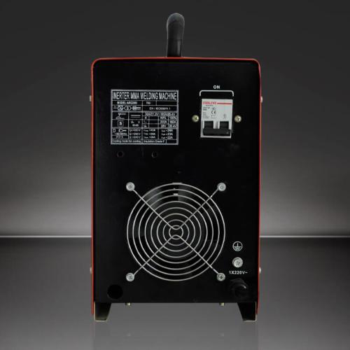 Machine portative de soudure d'ampère d'IGBT MMA / ARC 250 d'inverseur de CC
