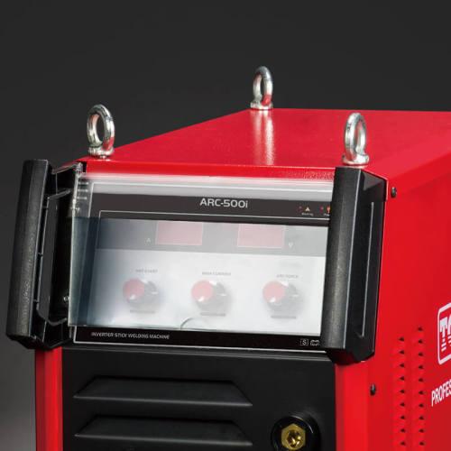 Machine de soudage à l'arc avec fil fourré 500amp ARC-500i