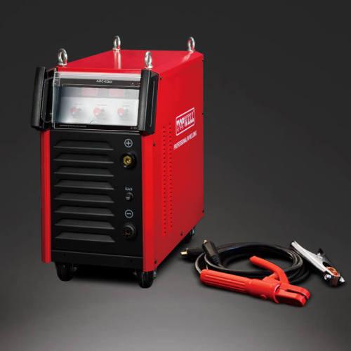 Machine de soudure à l'arc électrique du panneau de contrôle IGBT 630A