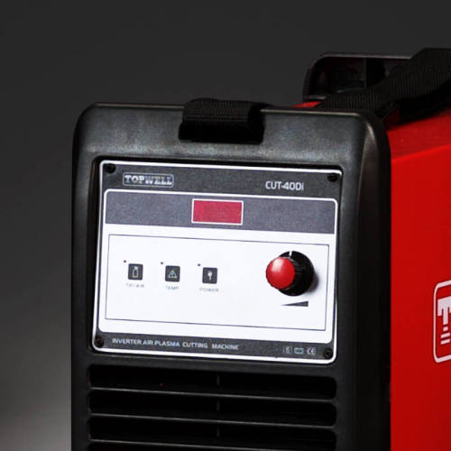 Coupeur de plasma IGBT mobile monophasé CUT-40Di