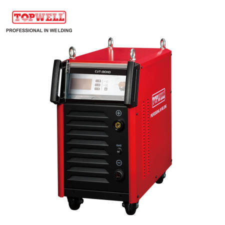 High-Duty-Zyklus TOPWELL Inverter-IGBT Plasmaschneider CUT-130HD CNC