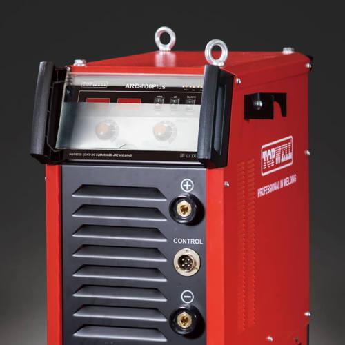 Machine de soudage à l'arc électrique submergée à onduleur ARC-800Plus