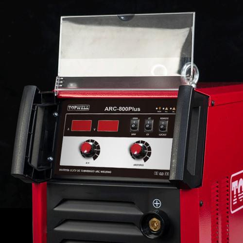 Inverter Unterpulver-ARC-Schweißgerät ARC-800Plus