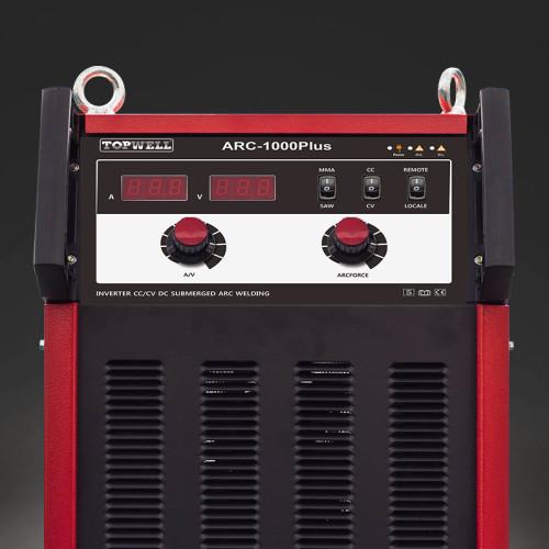 Dauerhaftes IGBT-Inverter 1000 unterlief Lichtbogenschweißgerät ARC-1000Plus