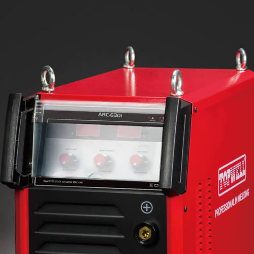 Industrie-Lichtbogenschweißgerät der Schalttafel IGBT 630A