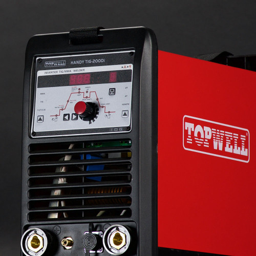 WIG-Schweißgerät mit digitaler Steuerung Handy TIG-200Di