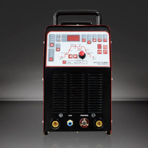 경공업 용 인버터 dc ac tig 용접기 Master tig-300ac