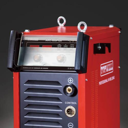 重荷重用マルチプロセス電源ARC-600Plus