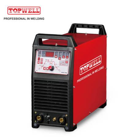 TOPWELL Dc 315amps máquina de solda TIG PROTIG-315Di