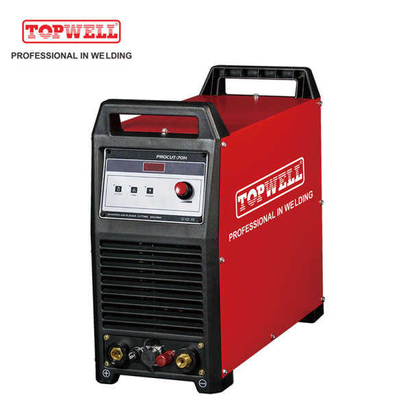 เครื่องตัดพลาสม่าโลหะ TOPWELL procut-70 Non-HF CNC