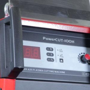 topwell air/air mild steel plasma cutting machine POWERCUT-100HD