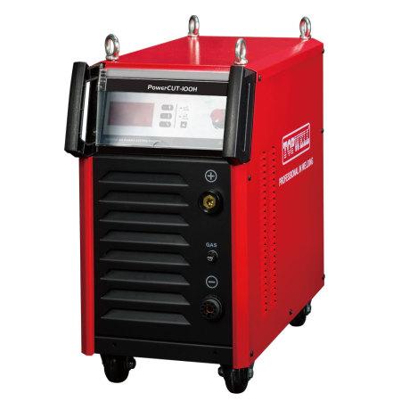 100A plasma cutting manual use 30mm steel cutter PowerCUT-100H