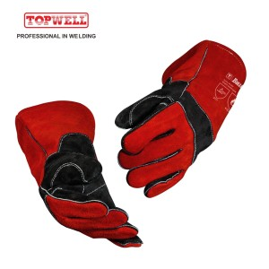Heavy Duty Stick / MIG Welding Gloves BK2201