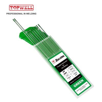 TIG Welding Tungsten Electrode Pure Tungsten(Green, WP/EWP)10-pk