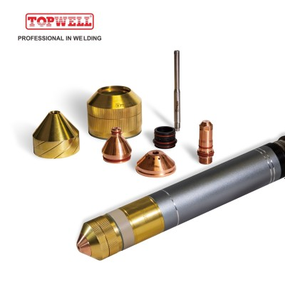TOPWELL water cooled HD plasma cutting torch TP300