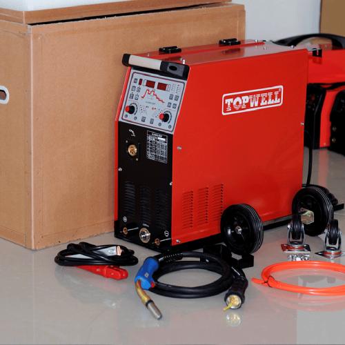 250安培脉冲迁移焊机,用于ALUMINUM焊接ALUM