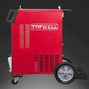 可靠而强大的重型工业直流tig焊接设备PROTIG-500CT