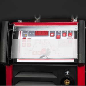 heavy industrial pulse dc tig arc welder PROTIG-400CT