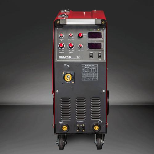 igbtインバータco2 mig / mag 250溶接機mig250i