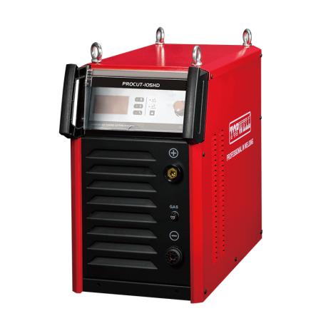 TOPWELL Heavy Duty Air Plasma Cutting Machine with CNC System PROCUT-105HD
