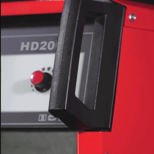 CNC等离子切割机,具有CE证书,可进行低碳钢加工,最大可切削75