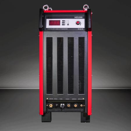 High definition CNC air plasma cutting power source HD200