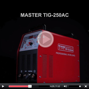TOPWELL MASTERTIG 250AC Description