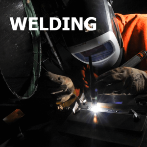 Put a vent hole in anything you weld that will be sealed up completely