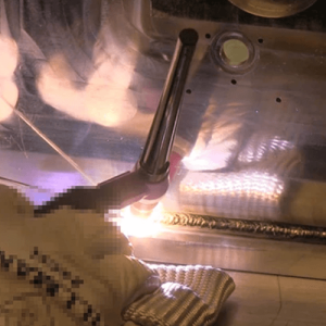 What are the limitations of tig welding aluminum on DCEN?