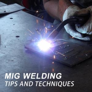 GMAW (MIG) Aluminum Welding Hints