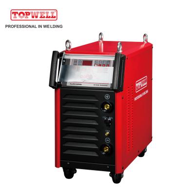 heavy industrial pulse dc tig arc welder PROTIG-400HD