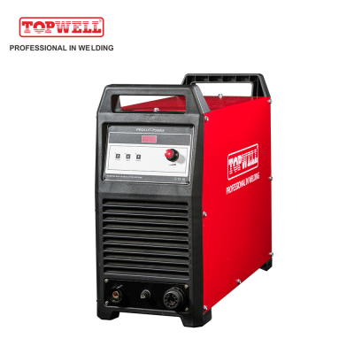 Topwell high quality factory price IGBT portable air plasma cutting machine 3ph PROCUT-75 MAX