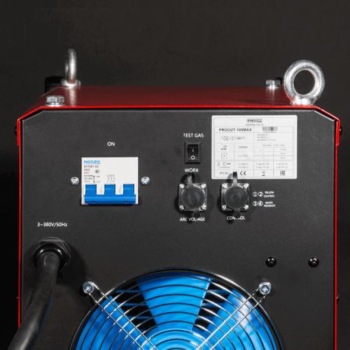 TOPWELL高占空比等离子切割机系统PROCUT-125MAX