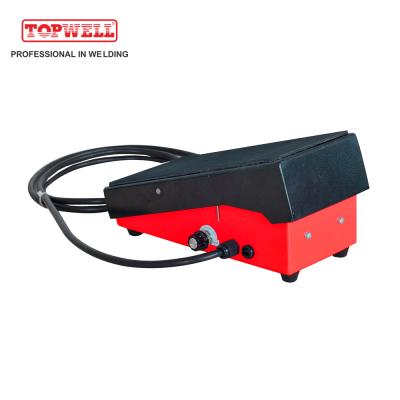 Topwell high quality tig welding machine foot controller