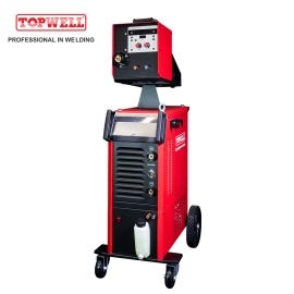 Topwell高速MIG 500脉冲MIG MAG MMA焊机重型焊接机ProMIG-500SYN DPulse