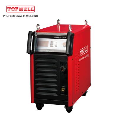 TOPWELL等离子切割机电源,用于CNC等离子切割机PowerCUT-130HD