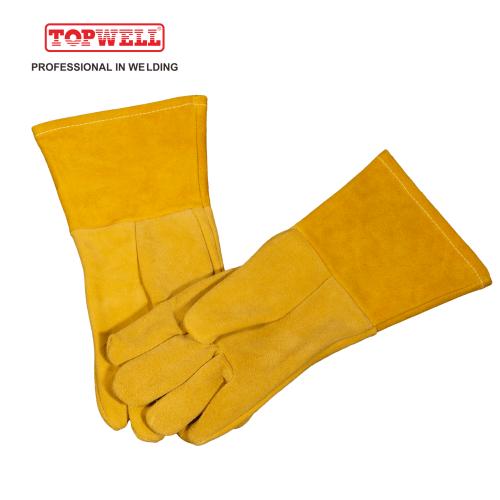 BK2204特种鹿皮TIG焊接手套