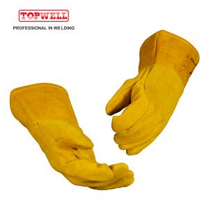 BK2204 Special Deerskin TIG Welding gloves