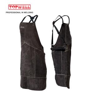BK2101 Heavy Duty Leather Welding Apron
